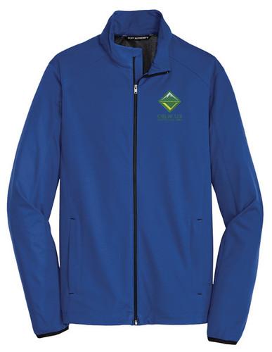 Soft Shell Jacket with BSA Venturing Crew Logo