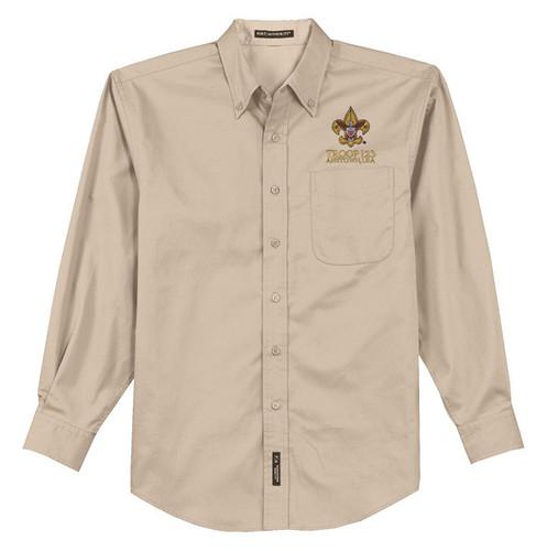 Scouts BSA Long Sleeve Shirt with BSA Universal Logo