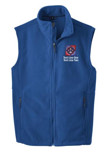 BSA NYLT Vest With NYLT Logo