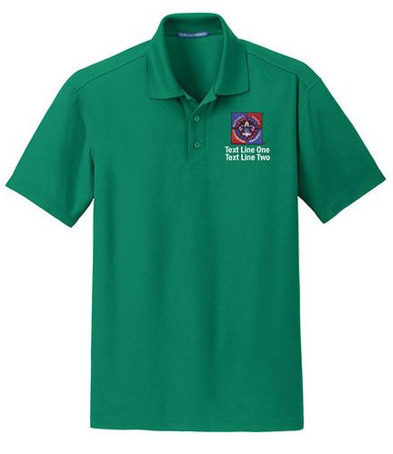 BSA NYLT Polo Shirt With NYLT Logo
