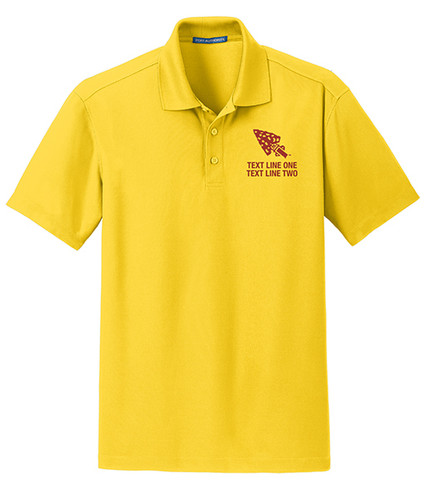 BSA Order of The Arrow Polo Shirt with Order of The Arrow Logo