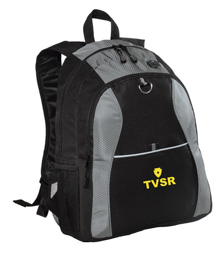 Contrast Honeycomb Backpack - Treasure Valley Scout Reservation