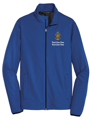 BSA Sea Scout Jacket with Sea Scout Logo - Royal