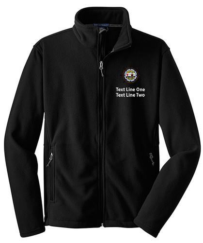 Port Authority Value Fleece Jacket with Sea Base Logo