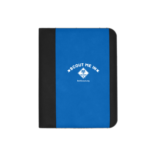 Scout Me In Padfolio