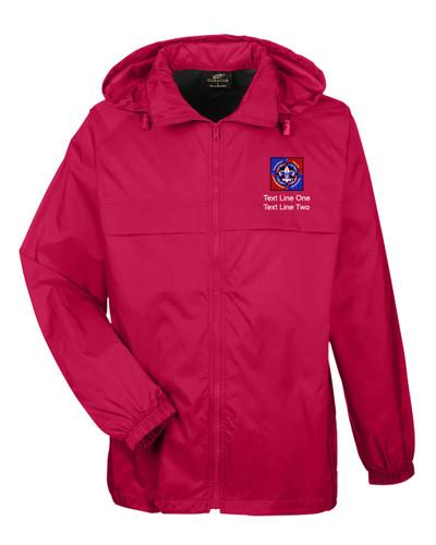 BSA NYLT Jacket With NYLT Logo