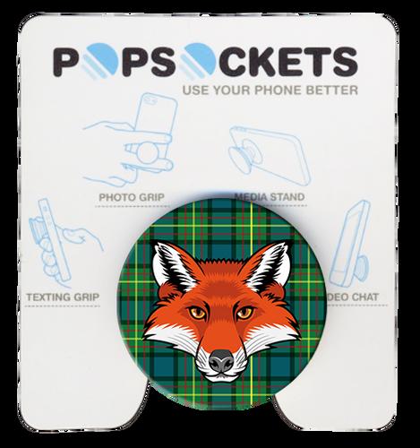 Wood Badge Fox Popsocket