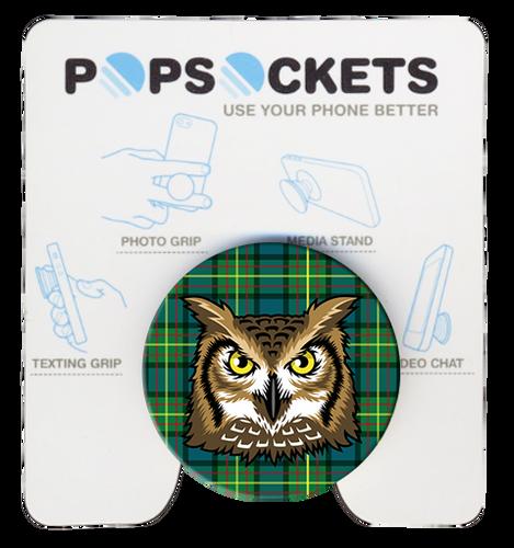 Wood Badge Owl Popsocket