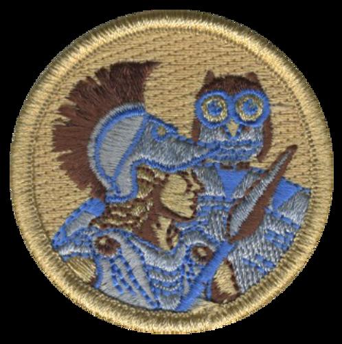 Athena Patrol Patch
