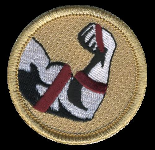 Juggernaut Patrol Patch