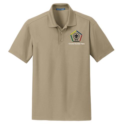 Dry Zone® Grid Wicking Polo- WB