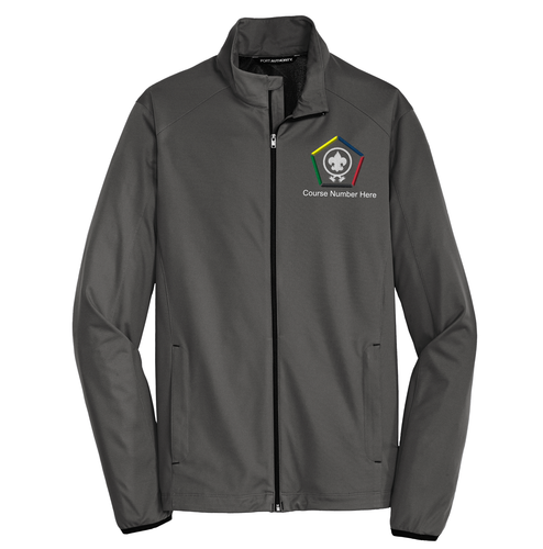 Port Authority® Active Soft Shell Jacket- WB
