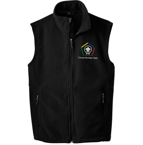 Port Authority® Fleece Vest- WB