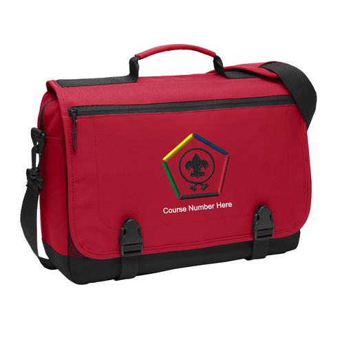 Port Authority® Messenger Briefcase - WB