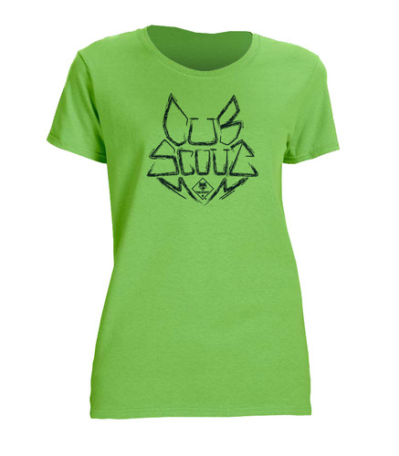 Cub Scout Pack Graphic Tee With Cub Scout Mom Design