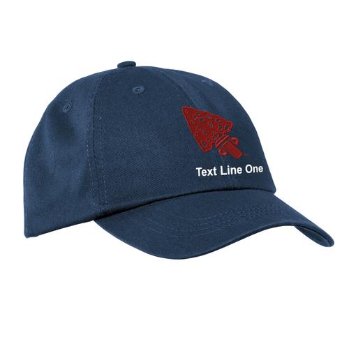 BSA Order of The Arrow Cap with Order of The Arrow Logo
