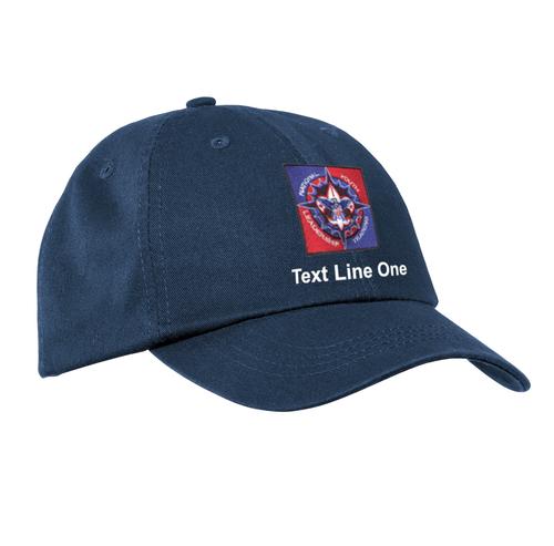 BSA NYLT  Cap With NYLT Logo