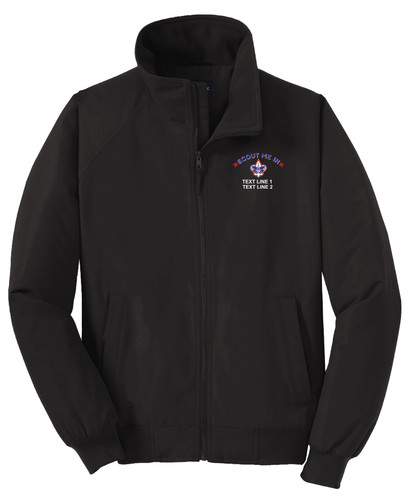 Port Authority® Charger Jacket with Scout Me In Corporate Logo