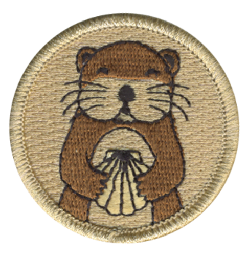 Otter Chaos Patrol Patch
