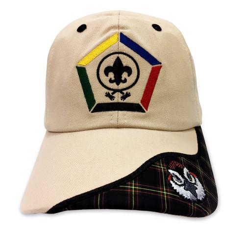 New Wood Badge Bobwhite Critter Head Cap