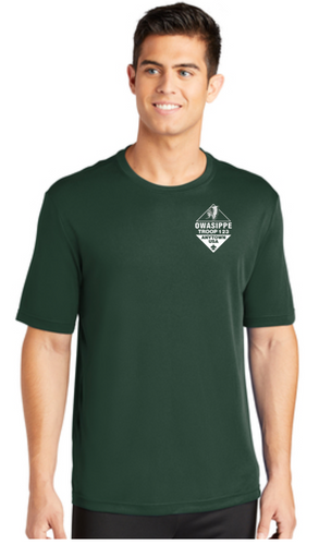 Wicking Short Sleeve Tee - Owasippe Scout Reservation 2020