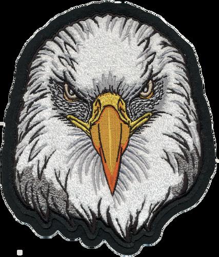 BSA Eagle Scout Patch Eagle Head Patch