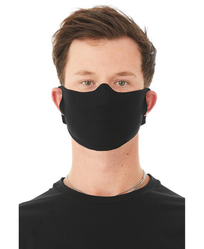 Adult Lightweight 100% Cotton Fabric Face Mask- Case Only