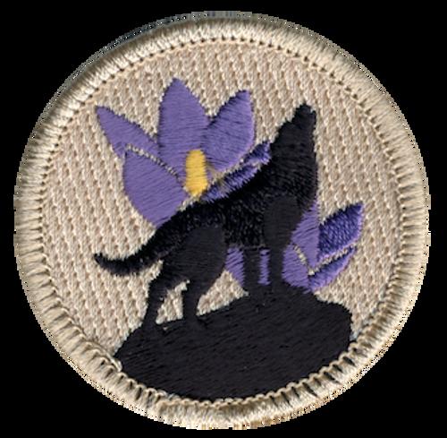 Night Howler Patrol Patch