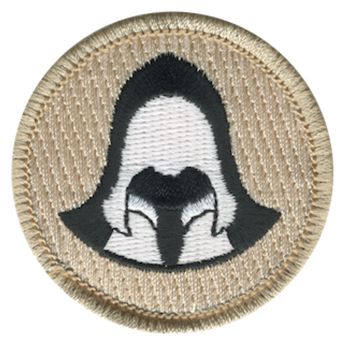 Assassins Scout Patrol Patch - embroidered 2 inch round