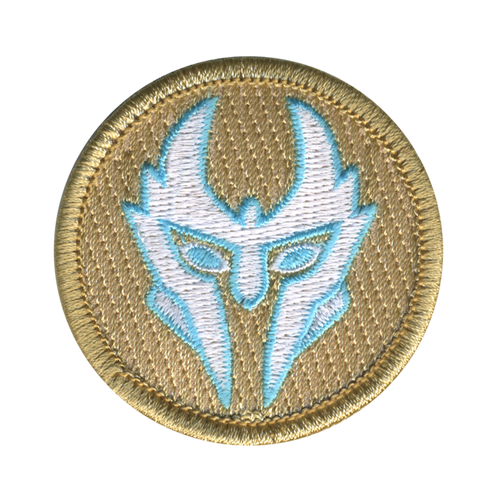 Ice Titans Patrol Patch - embroidered 2 inch round