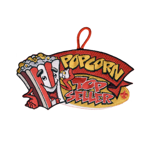 Popcorn Top Seller - Embroidered