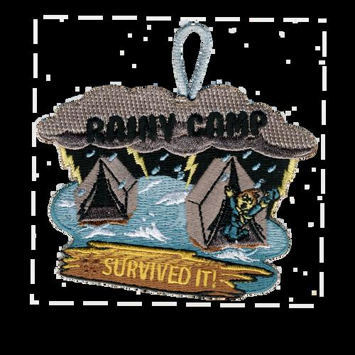 Rainy Camp Patch - Survived it!