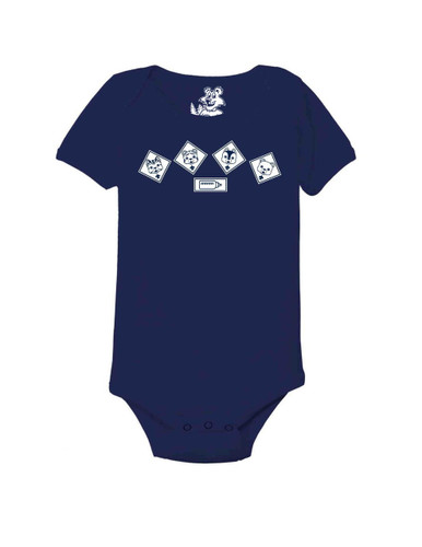Cub Ranks Bodysuit (SP4724)