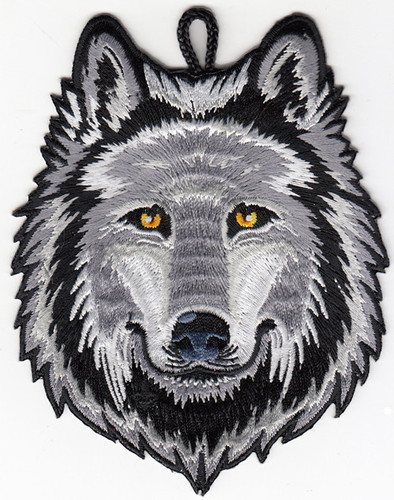 Cub Scout Pack Wolf Patch