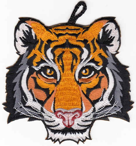 Cub Scout Pack Tiger Patch