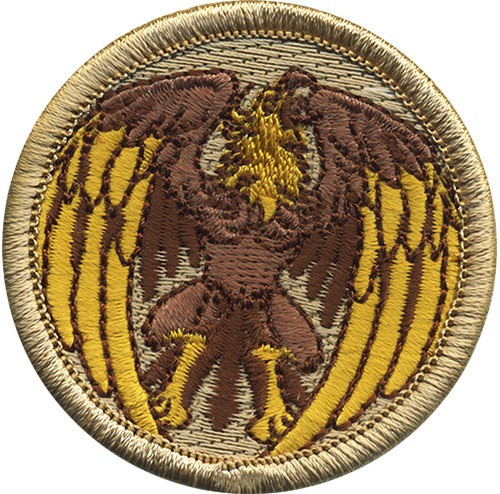 Official Licensed Eagle Crest Patrol Patch