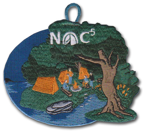 Nights of Camping Patch 5 Nights - NOC5