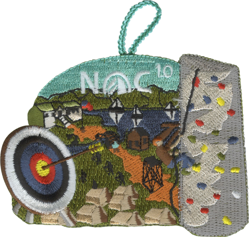 Nights of Camping Patch 10 Nights - NOC10
