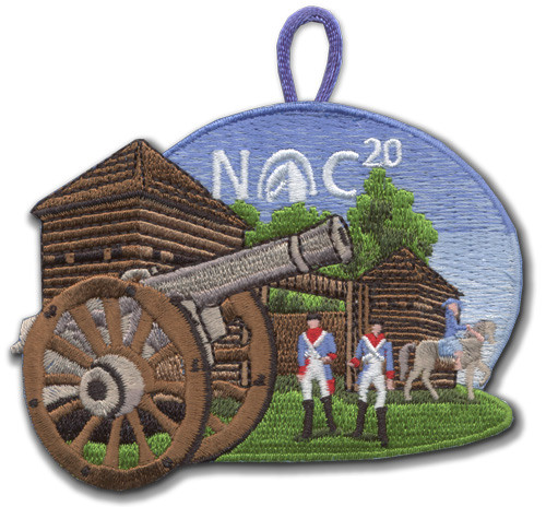 Nights of Camping Patch 20 Nights - NOC20