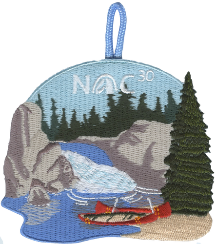 Nights of Camping Patch 30 Nights - NOC30