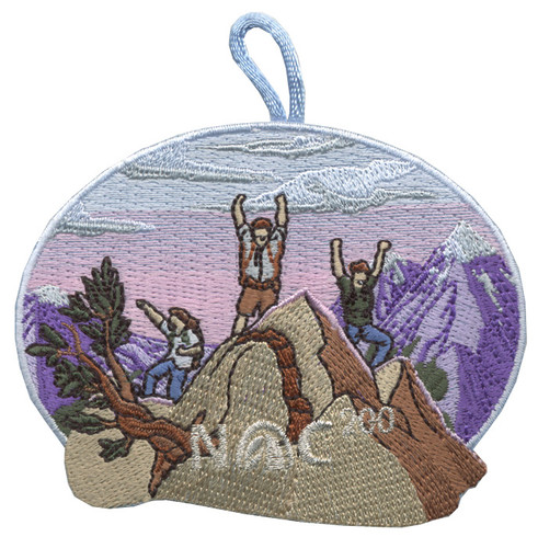 Nights of Camping Patch 200 Nights - NOC200
