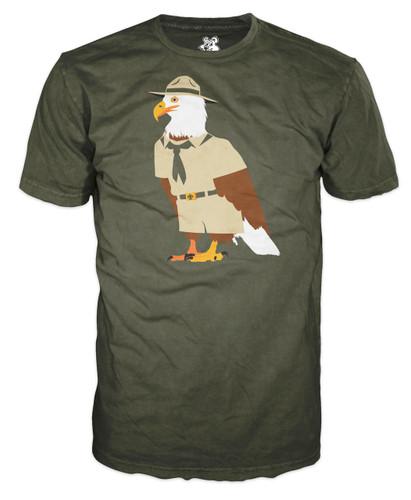 BP Eagle T-Shirt (SP5633)