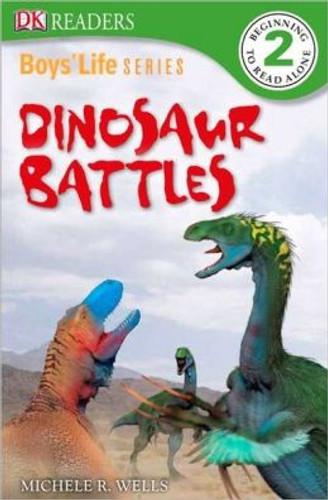 Scout Book - Boys Life Series: Dinosaur Battles Book (DK Readers L2)