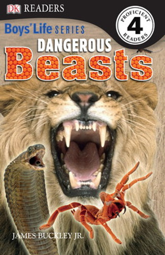 Scout Book - Boys Life Series: Dangerous Beasts