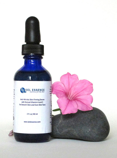Skin Firming and Brightening Serum with Natural Retinol (Vitamin A) and Vitamin C
