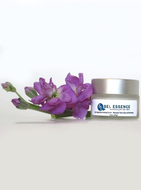 Anti Aging Eye Firming Cream - Reduces Fine Lines and Wrinkles - .5 oz