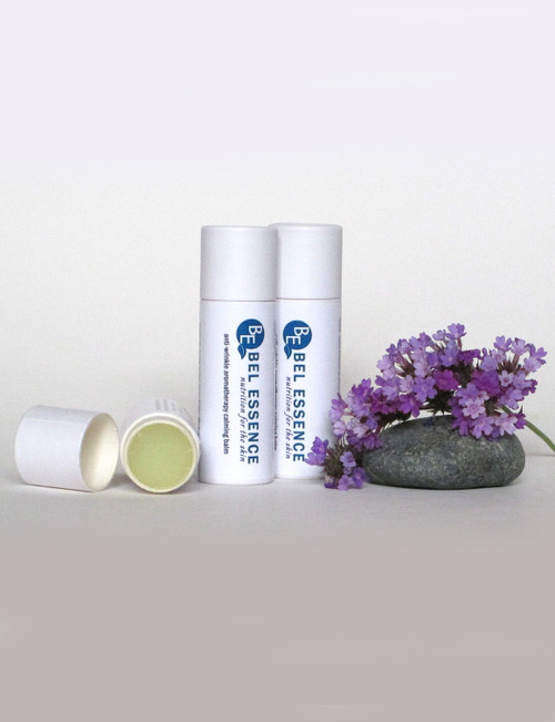 Anti-Wrinkle Aromatherapy Calming Balm - Soothes Mood, Aids Sleep, Reduces Lines