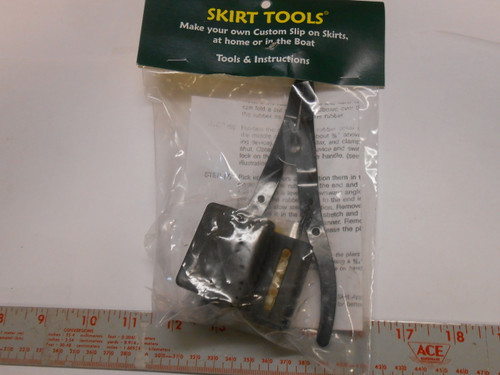 DO-IT SILICONE SKIRT FACTORY TOOL # 2116