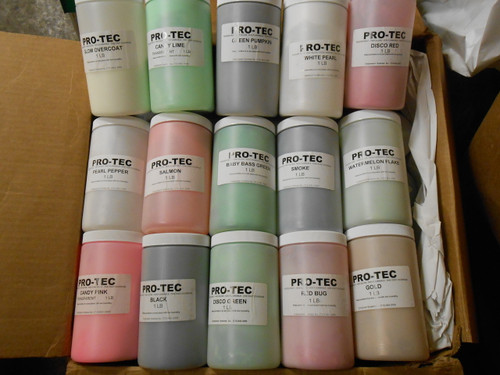Pro-tec Powder Paint by the Pound