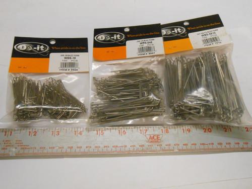 Do-It Buzz Bait Wire Forms 100 Ct